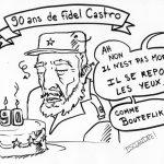 Les 90 ans de Fidel Castro