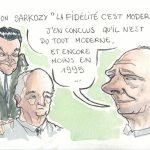 """Sarkozy juge la """"fidélité en politique"""" moderne"""