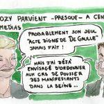 Sarkozy parvient - presque - à censurer les médias