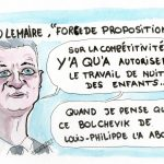 "Bruno Lemaire, ""force de proposition"""