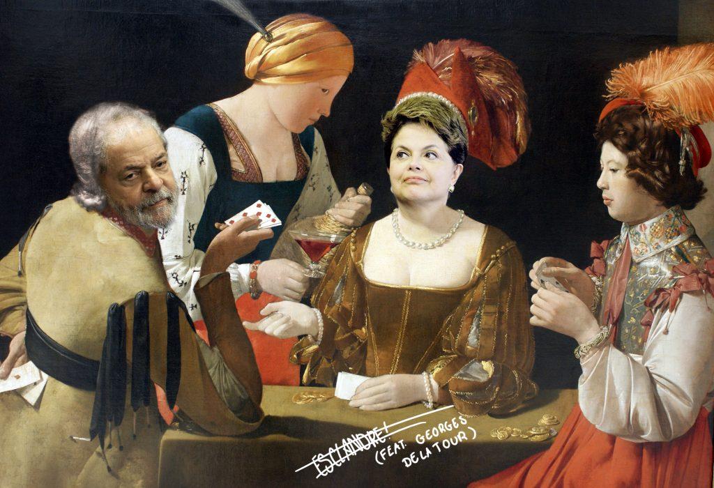 Rousseff et Lula, les nouveaux Némésis de Patrick Bruel ?