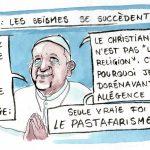 Le pape François et les 12 plaies d'Italie
