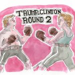 Trump - Clinton : Round 2