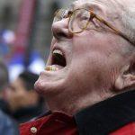 Jean-Marie Le Pen, l'étoile montante du fournil ?