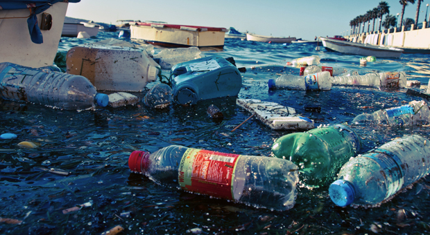 Les nouveaux continents : un océan de déchets plastiques !