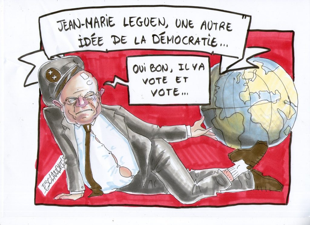 Jean-Marie Le Guen, ce Kim Jung-Il - Low Cost - méconnu
