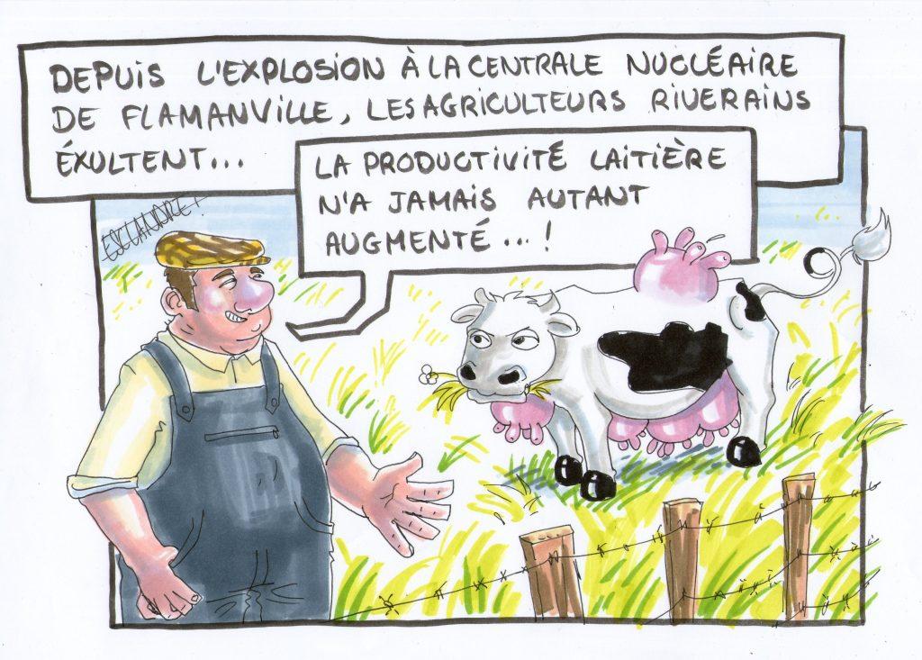 L'énergie nucléaire, un réel progrès pour l'agriculture ?