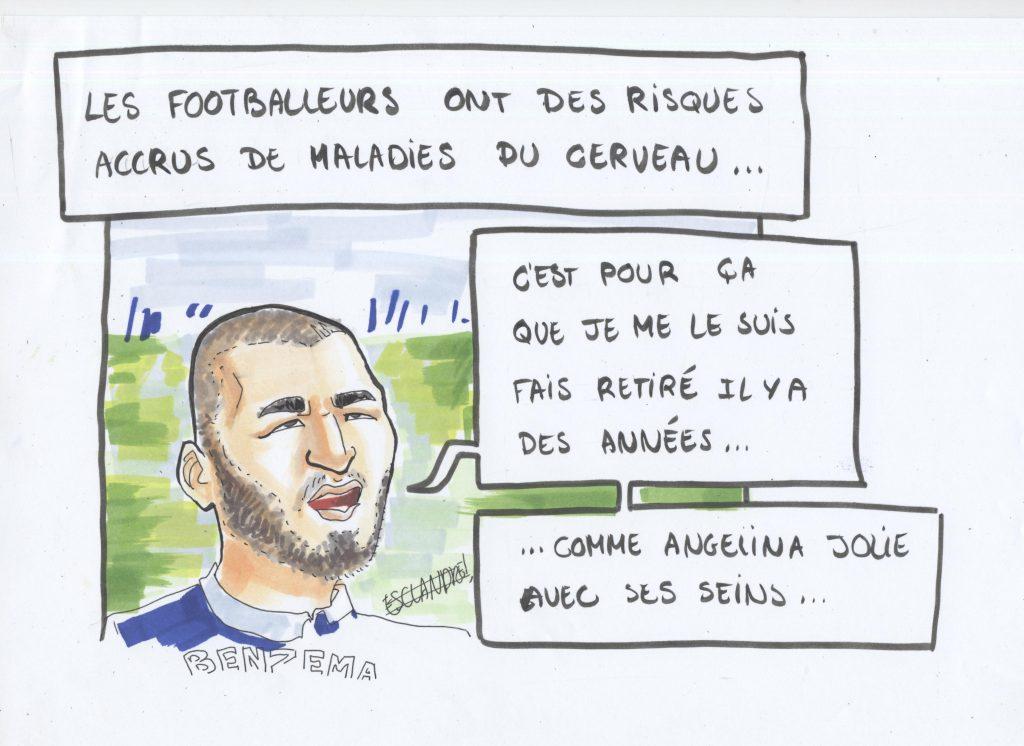 Karim Benzema préfère prévenir que guérir