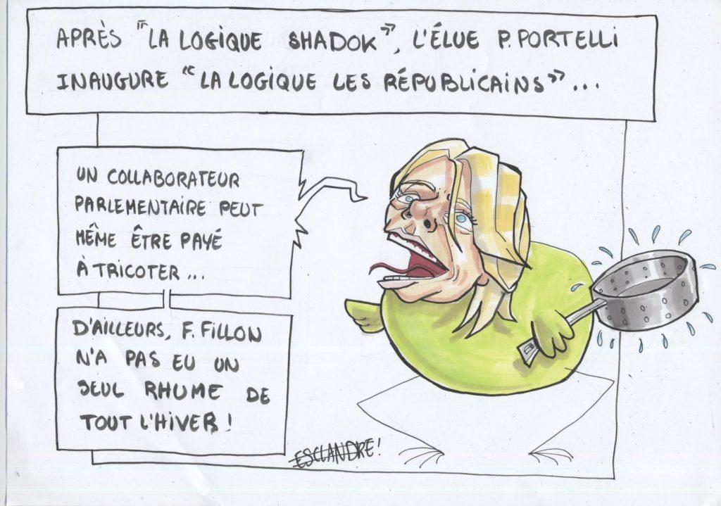"""""""Payé à tricoter """" : la logique des Républicains..."""
