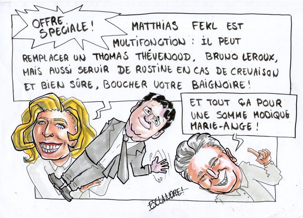 Matthias FELK, un produit multifonction !