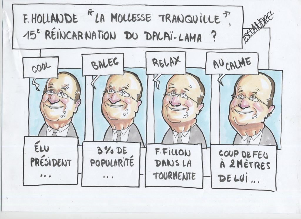 "Hollande : ""la mollesse tranquille"""