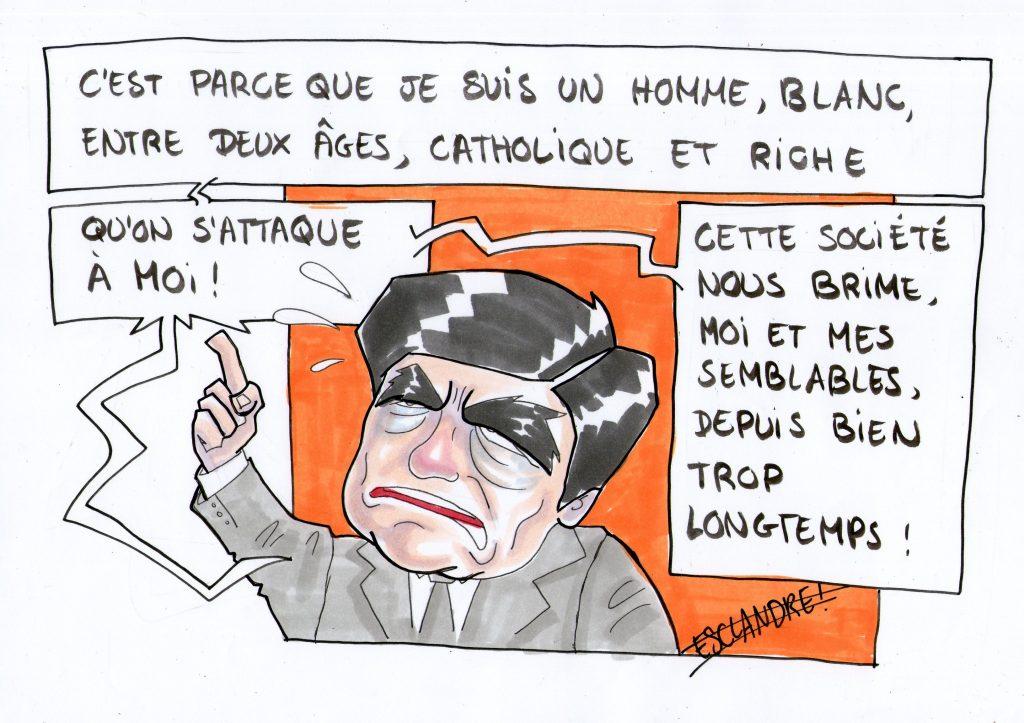 Embourbé dans les affaires, François Fillon s'approprie la rhétorique du FN