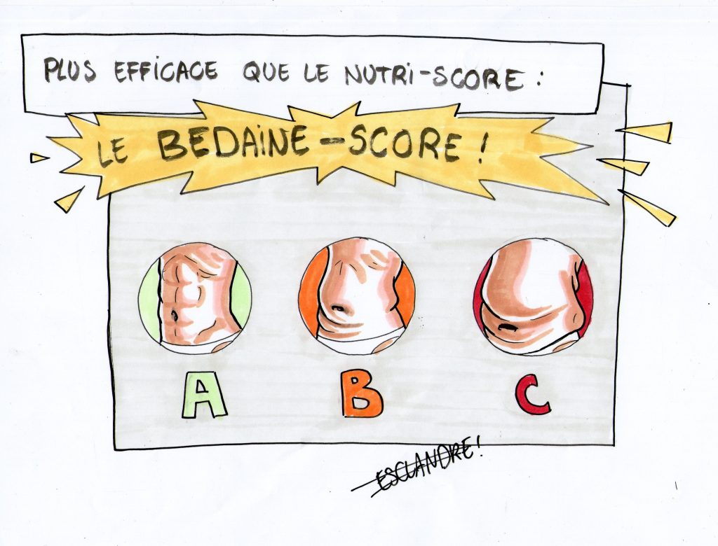 Le Nutriscore contesté, une alternative existe