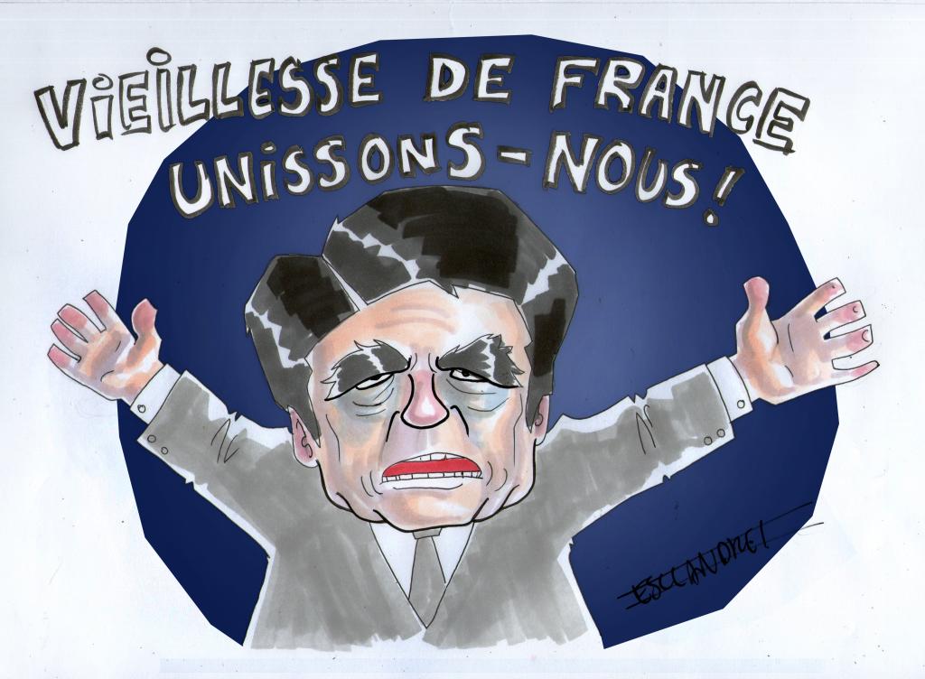 François Fillon enchaîne les meetings en maison de retraite
