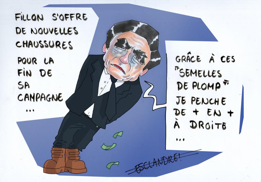 François Fillon : une fin de campagne à droite toute !