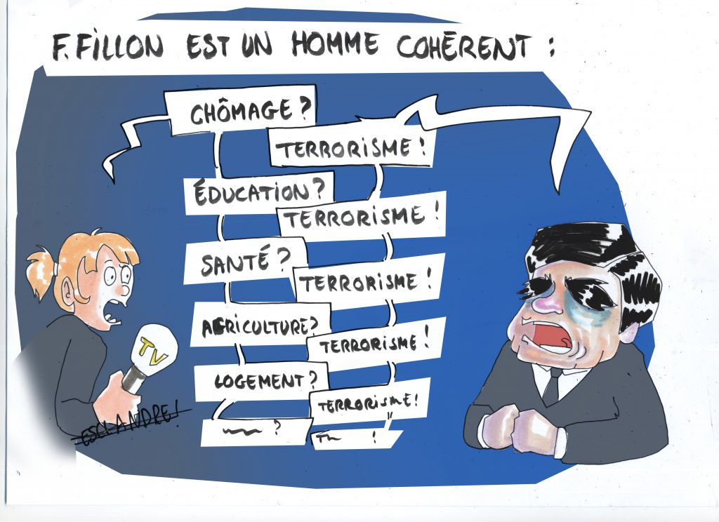Le programme de Fillon sera – finalement – resté cohérent !