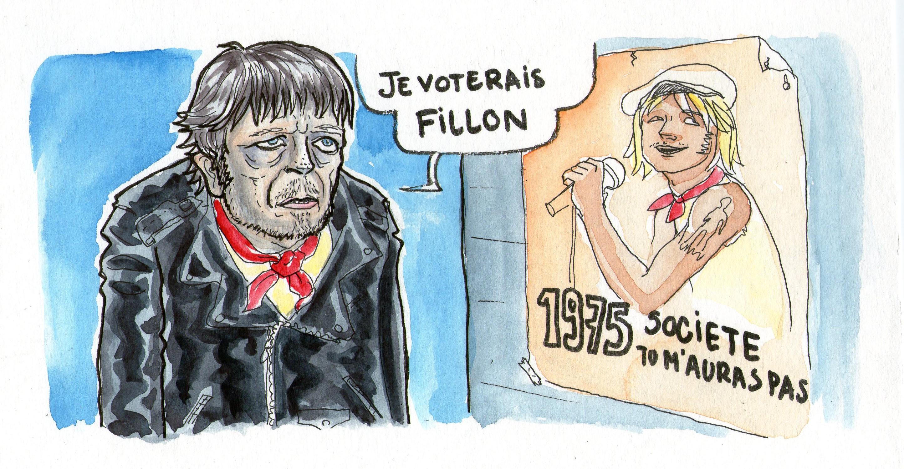 Renaud Séchan est-il un traître ?