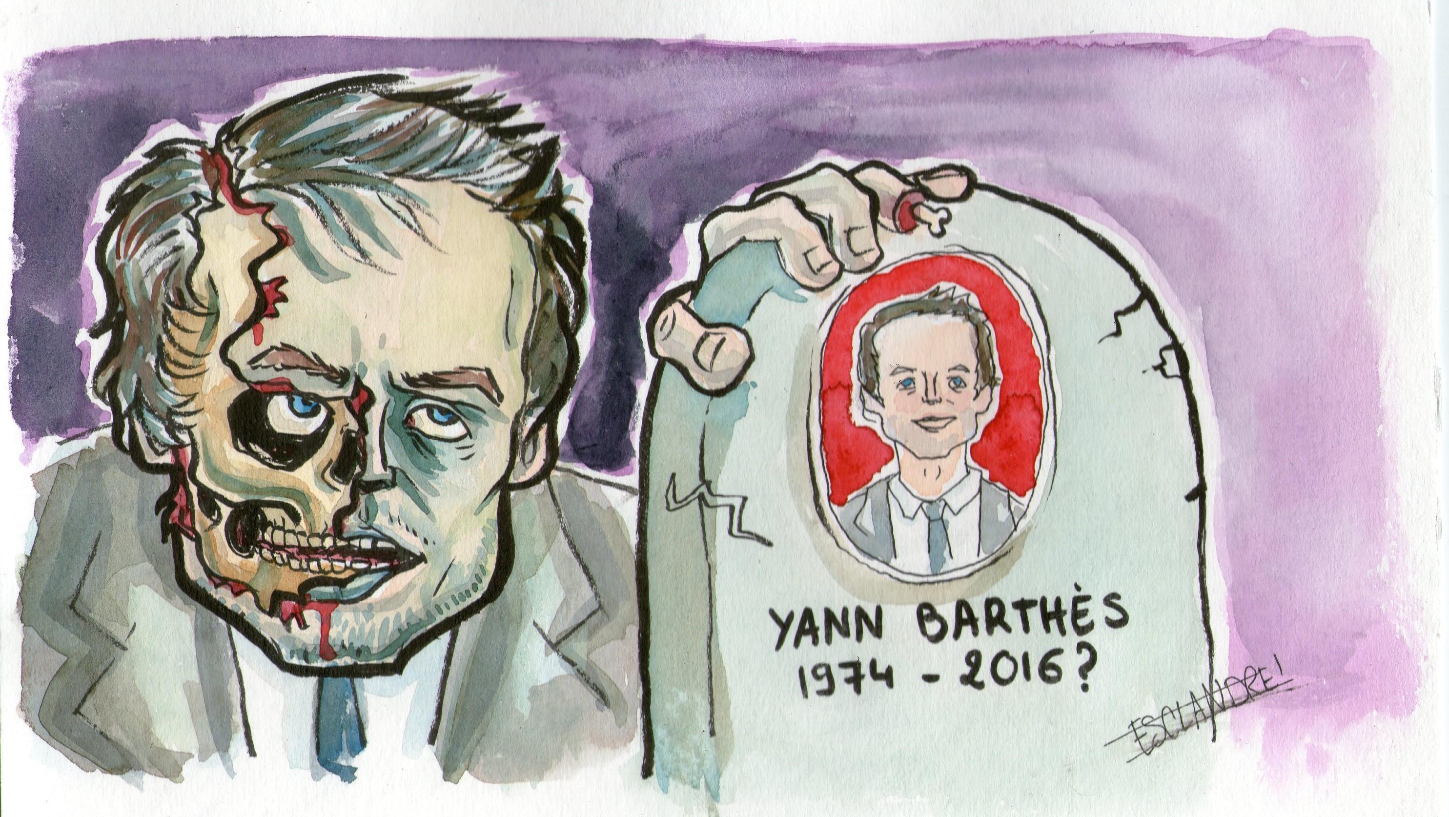 Le vrai – faux – entretien de Yann Barthès à propos de son départ de Canal Plus