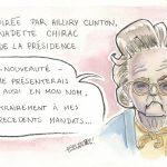 Inspirée par Hillary Clinton, Bernadette Chirac brigue la présidence