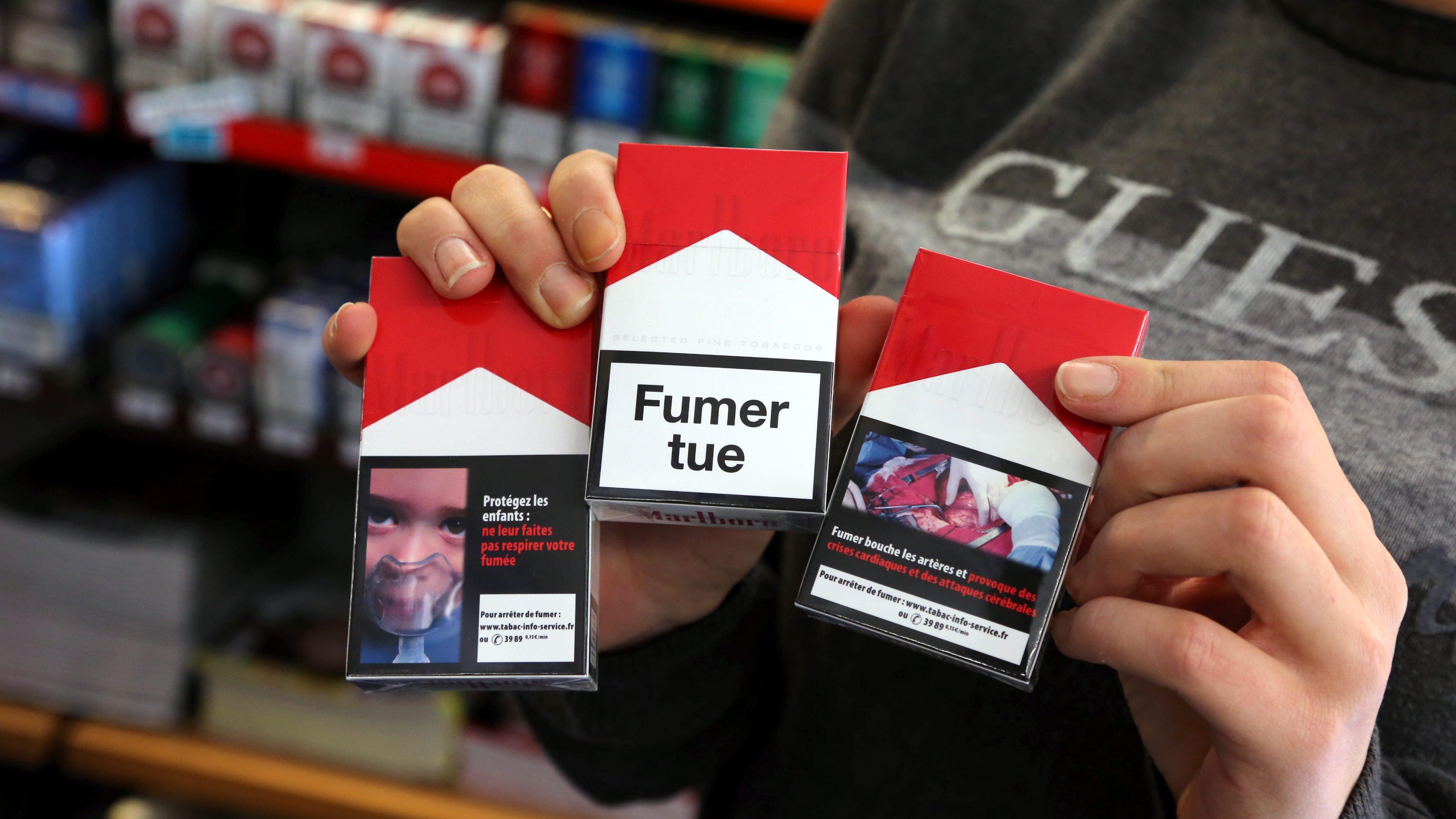 Le paquet de cigarette neutre : la réalité de l'emballage