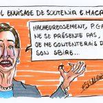 Comme nous le savons, notre chère Ségolène Royal est coutumière des déclarations des plus hétéroclites. Encore une fois, c'est aujourd'hui avec Macron qu'elle fait honneur à sa réputation !
